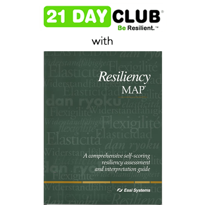 21 Day Club and Resiliency Map